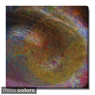 Studio Works Modern 'Tosca' Gallery Wrapped Canvas Wall Art