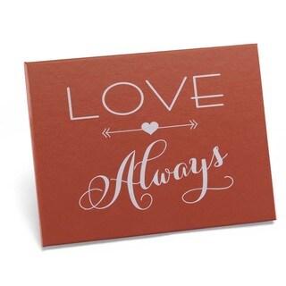 Love Always Guest Book
