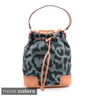 Anais Gvani Women's Camouflage Drawstring Tote Bag (3 options available)