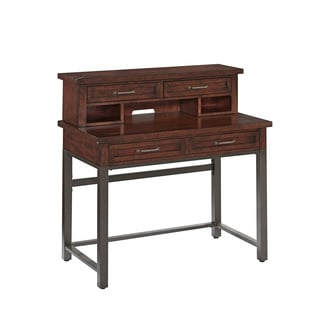 Home Styles Cabin Creek Student Desk and Hutch