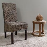 International Caravan Lambada Mahogany Dining Chair