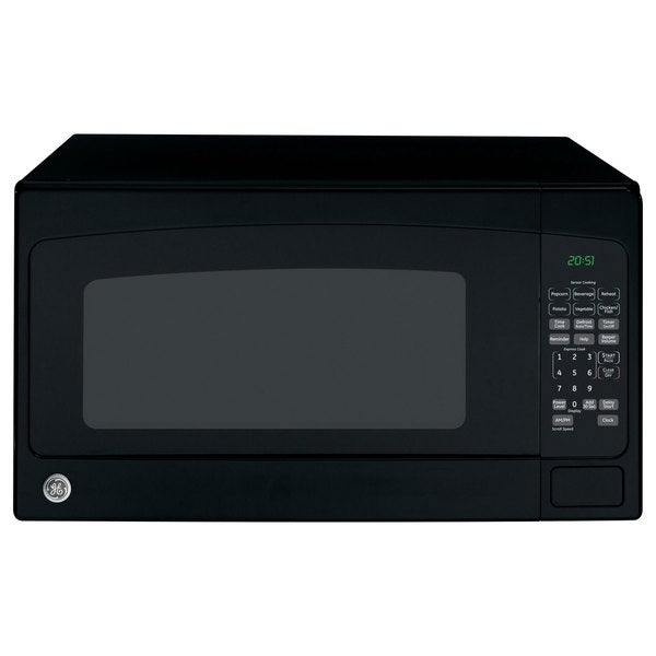 Countertop Microwave Problems : GE JES2051DNBB Black 2 Cubic Foot Countertop Microwave - Free Shipping ...