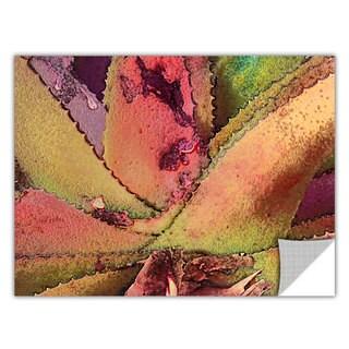 Dean Uhlinger 'Texturas Suculentas' Removable Wall Art Graphic