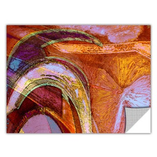 Dean Uhlinger 'Ne The' Removable Wall Art Graphic