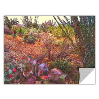 Dean Uhlinger 'Sonoran Spring' Removable Wall Art Graphic