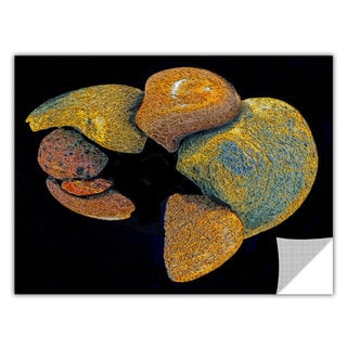 Dean Uhlinger 'Cairn Convergence' Removable Wall Art Graphic
