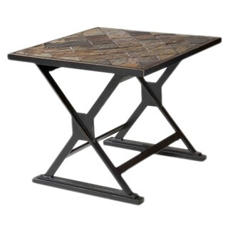 Durban South African Slatetop Cocktail Table Free Shipping Today