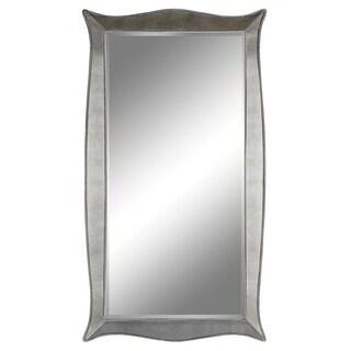 Marlena Floor Mirror - Silver