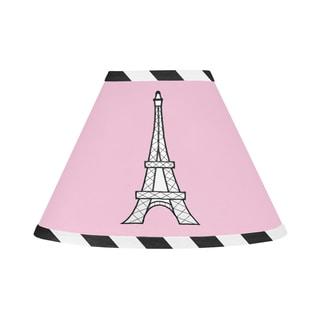 Sweet Jojo Designs Paris Lamp Shade