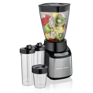Hamilton Beach Stay or Go Plasic Jar Blender