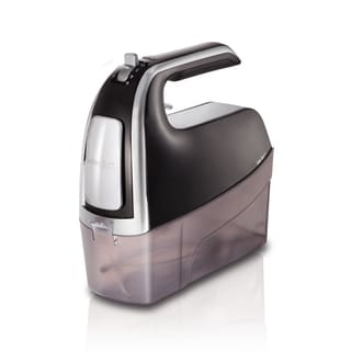 Hamilton Beach Black 6 speed Hand Mixer with Pulse Function
