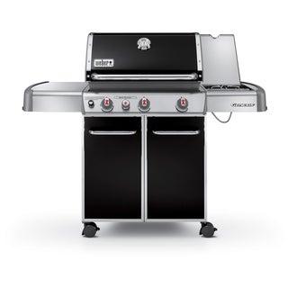 Weber 6531001 Genesis E-330 Black Outdoor LP Gas Grill
