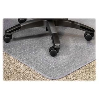 Lorell LLR25757 PlushMat Chair Mat