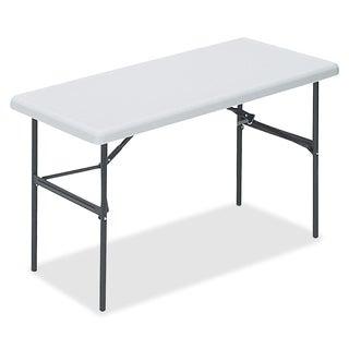 Lorell LLR66653 48-inch Ultra Light Banquet Table
