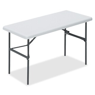 Lorell LLR66653 48-inch Ultra Light Banquet Table