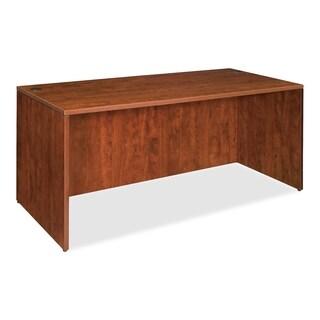 Lorell LLR69409 Essentials Cherry Rectangular Desk Shell