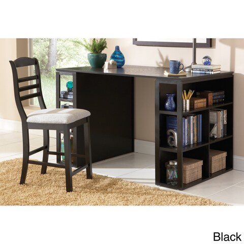 Barclay Black Counter Height Desk by Greyson Living