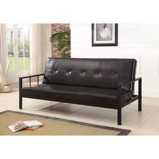 Soho Futon Sofa Sleeper Free Shipping Today Overstockcom