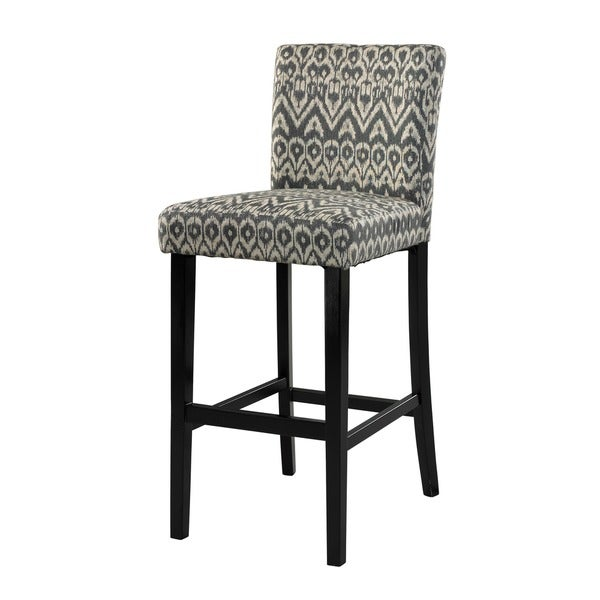 Linon Marrakesh Bar Stool Driftwood Free Shipping