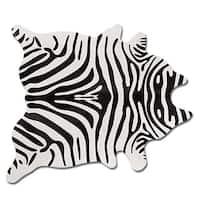Togo Animal Print Cowhide Rug (6'x7') - 6' x 7'