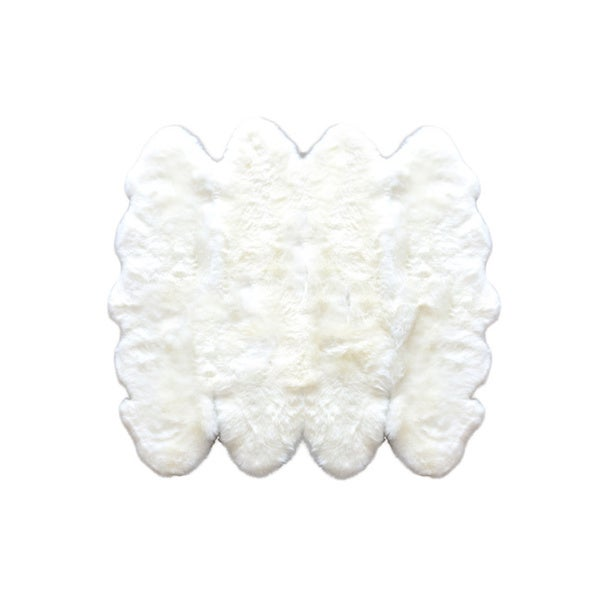 octo new zealand sheepskin rug 6 12u0027