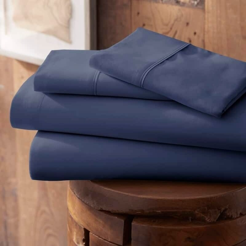 Becky Cameron Luxury Ultra Soft 4 Piece Bed Sheet Set (More Options  Available)