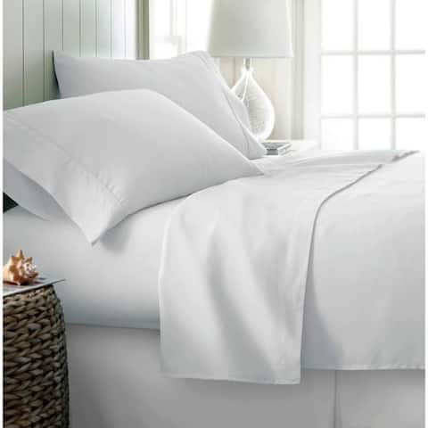 Becky Cameron Luxury Ultra Soft 4 Piece Bed Sheet Set 20 06 28 79