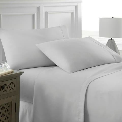 Becky Cameron Luxury Ultra Soft 4 Piece Bed Sheet Set