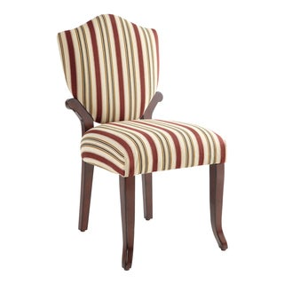 Wellington Upholstered Side Chair