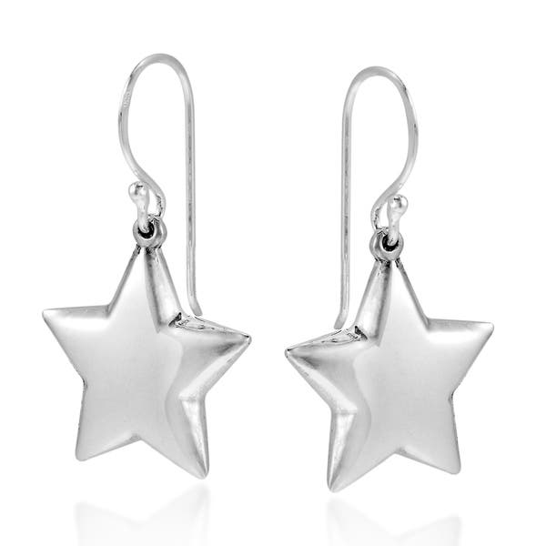 Lucky Star studs swirl
