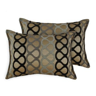 Sherry Kline Knots Boudoir Throw Pillows (Set of 2)