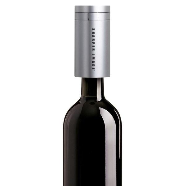 Sharper Image Electronic Wine Preserver. Opens flyout.