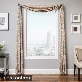Softline Solomon 6-yard Window Scarf