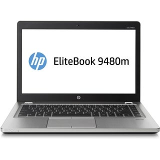 "HP EliteBook Folio 9480m 14"" LCD 16:9 Ultrabook - 1366 x 768 - Intel"