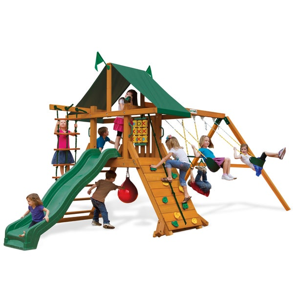 backyard discovery saratoga swing set reviews backyard discovery