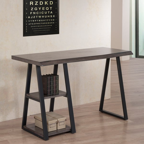 Edge Writing Desk - Free Shipping Today - Overstock.com - 16439241