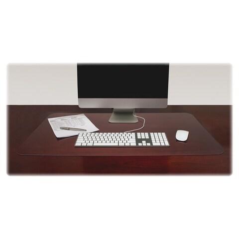 Lorell LLR39650 Clear Polyvinyl Desk Pad