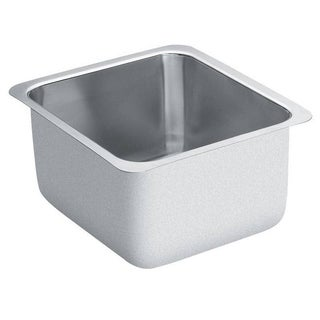 Moen 1800 Series Stainless Steel 18 Gauge Single Bowl Sink