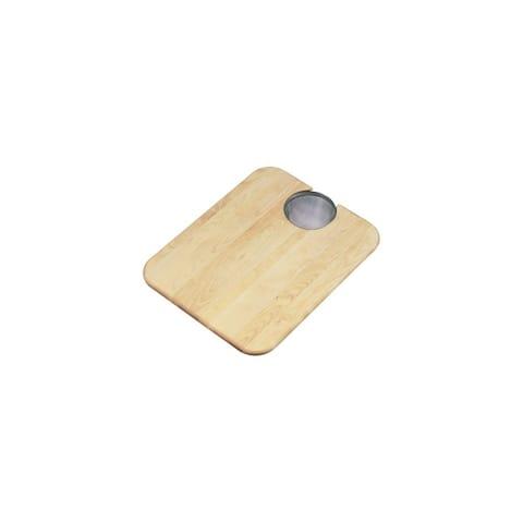 Elkay Solid Maple 19x15-inch Cutting Board