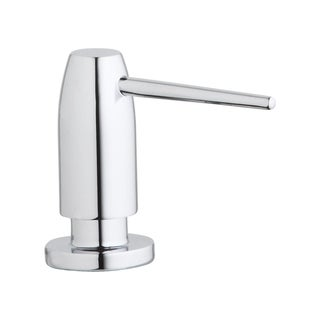 Elkay Chrome Soap Dispenser