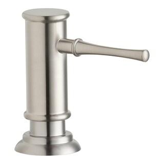 Elkay Lustrous Satin Soap Dispenser
