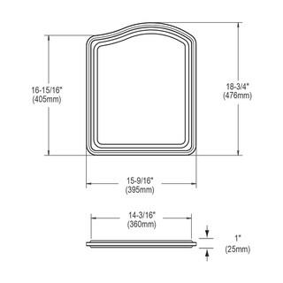 Elkay Solid Maple 17x5625-inch Cutting Board