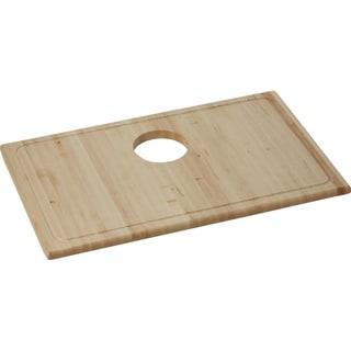 Elkay Solid Maple 16.9x27.5-inch Cutting Board