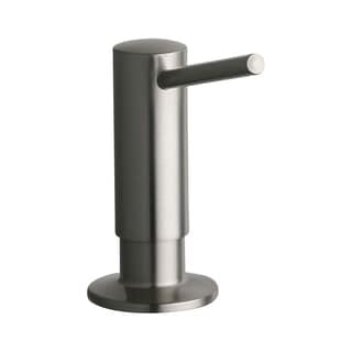 Gourmet Brushed Nickel Soap/Lotion Dispenser