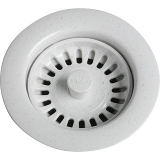 Elkay White Drain Fitting