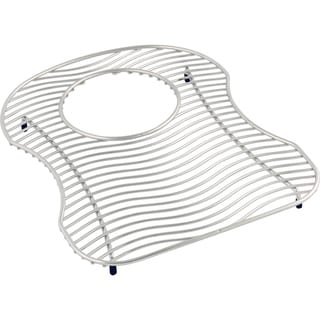 Elkay Wavy Wire Stainless Steel 14x10.5-inch Bottom Grid