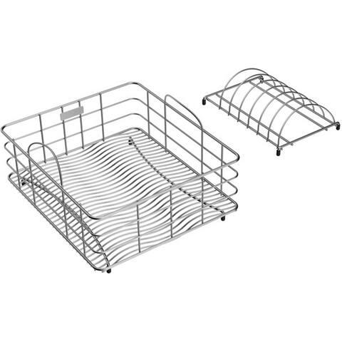 """Elkay Stainless Steel 11-7/8"""" x 13-13/16"""" x 6-15/16"""" Rinsing Basket"""