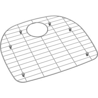 "Dayton Stainless Steel 18-1/4"" x 16-1/16"" x 1"" Bottom Grid - 18-1/4 x 16-1/16 x 1"