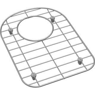 "Dayton Stainless Steel 8-7/8"" x 12-7/16"" x 1"" Bottom Grid - 8-7/8 x 12-7/16 x 1"