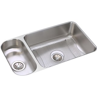 Elkay Undermount Sink Package - satin